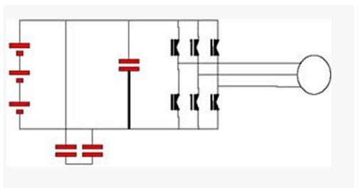 1、 DC-Link电容器应用 在过去多年的发展中,使用金属化膜以及膜上金属分割技术的DC滤波电容得到了长足的发展,现在薄膜生产商开发出更薄的膜,同时改进了金属化的分割技术极大的帮助了这种电容的发展,聚丙烯薄膜电容能够比电解电容更加经济地覆盖600VDC到2200VDC的电压范围.薄膜电容具有的许多优势,使它替代电解电容成为工业和电力电子功率变换市场的趋势.